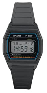 Casio Men's F28W-1 Classic Digital Watch