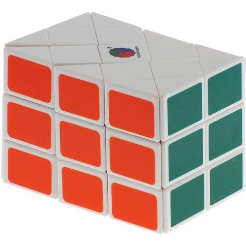 Dian Sheng Long Case Cube - White Body (difficulty 10 of 10) - 1
