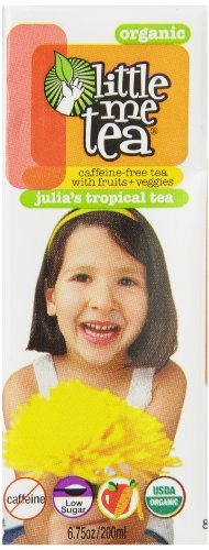 Little Me Tea Single-Serve Tea, Julia'S Tropical, 30 Count
