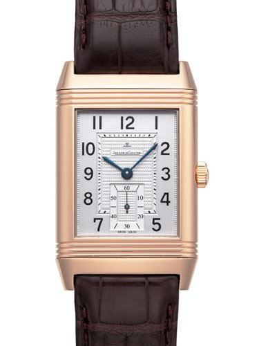Jaeger LeCoultre Grande Reverso 976 Leather Mens Watch Q3732420