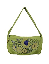 The Jute Shop The Jute Shop Handbag Cottoncanvas Smart Functional Sling Bag