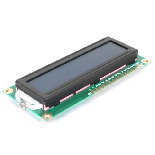 16 X 2 Character Lcd Display Module With Blue Backlight