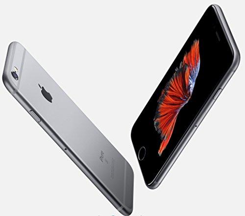 Apple 2015 iPhone 6s Plus SIMフリー 128GB スペースグレイ米国版SIMフリー
