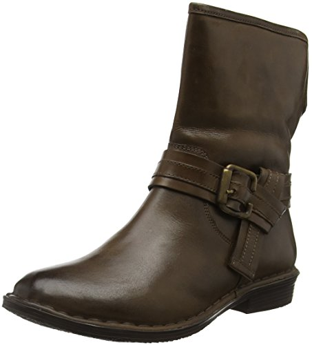 LotusMoyle - Stivaletti donna, colore marrone (brown), taglia 42 EU (8 UK)