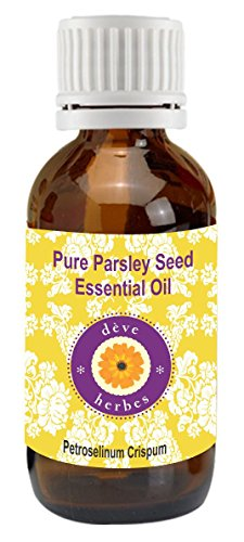 Pure Parsley Seed Essential Oil 15ML (Petroselinum Crispum)
