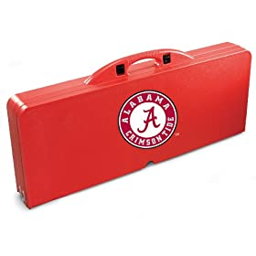 Alabama Crimson Tide Portable Picnic Table