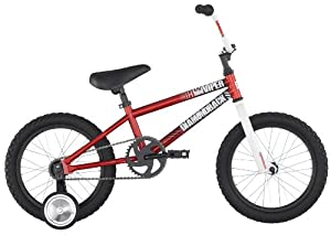 Diamondback 2012 Mini Viper Kid's BMX Bike (Red, 16-Inch)