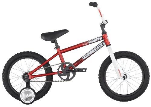 Diamondback 2012 Mini Viper Kid's BMX Bike (Red, 16-Inch)