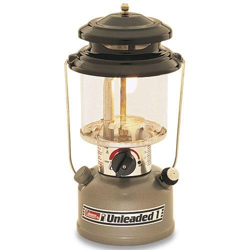 Coleman Single Mantle Fuel Lantern - Gold
