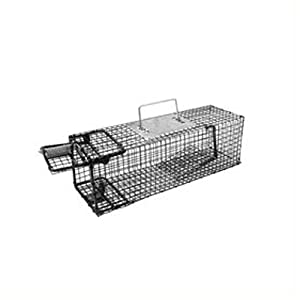 """Animal Trap 17""""x5""""x5"""" for Squirrels, Rabbits, Chipmunks and Rats"""