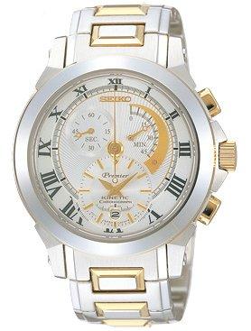 Seiko Men's Watches Premier SNL042P - AA - Buy Seiko Men's Watches Premier SNL042P - AA - Purchase Seiko Men's Watches Premier SNL042P - AA (Seiko, Jewelry, Categories, Watches, Men's Watches, By Movement, Quartz)