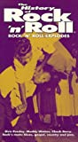 History of Rock & Roll 1: Rock & Roll Explodes [VHS] [Import]