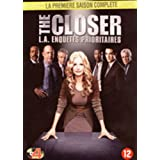 The Closer: L'int�grale de la saison 1 - Coffret 4 DVDpar Kyra Sedgwick