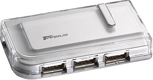 Targus PAUH217U 4 Port Ultra Mini USB 2.0 Hub