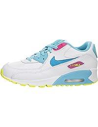 Nike Air Max 90 (PS) Girls Running Shoes