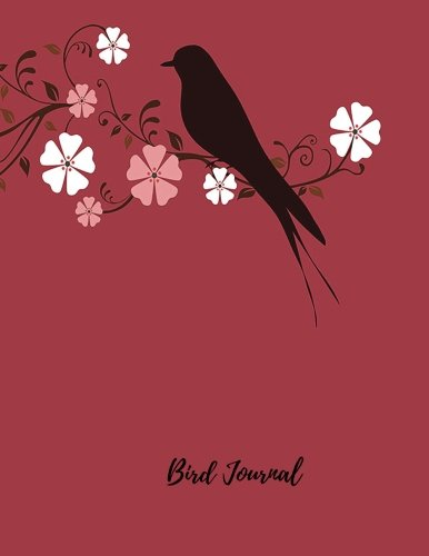 bird-journal-large-85-by-11-lined-ruled-paper-notebook-to-write-in-for-men-women-girls-boys-kids-adu