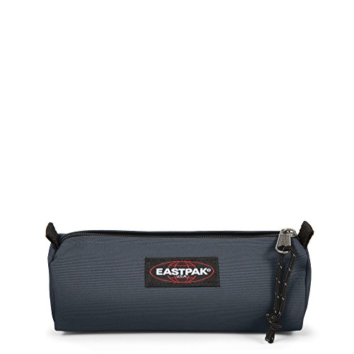 Eastpak Benchmark Single Trousse, Mixte, 20 cm, Midnight Bleu