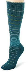 Sockwell Women's Circulator Compression Socks, Small/Medium, Teal