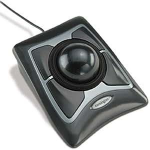 ケンジントン 【正規品・5年保証付き 】 ExpertMouse(OpticalBlack)(USB/PS2) 64325