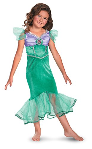 Ariel Sparkle Costume Disney Princess Costume 59189
