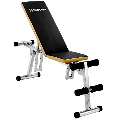 gold-coast-weight-lifting-home-gym-adjustable-folding-sit-up-fitness-sports-bench