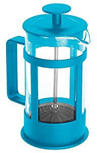 French Press Coffee Maker For Camping : Amazon.com: French Press And Tea Maker, 12 Ounce Coffee Press - Travel And Camping French Press ...