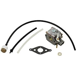 C1q W37 Carburetor For Husqvarna 125b 125bx 125bvx Leaf Blower W Adjustment Tool Fuel Line Primer Bulb Gasket 545081811 004c2d5887540754