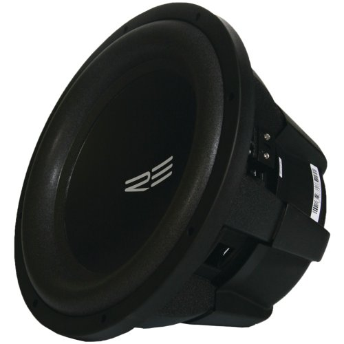 "Brand New Re Audio Sex10D4 10"" 600 Watt Rms Rated (1200W Peak) Dual Voice Coil 4 Ohm Car Subwoofer With The Best Technology And Made From The Best Components"