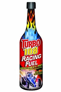Blue Magic NA35 Turbo 108 Racing Fuel Concentrate - 16 fl. oz.