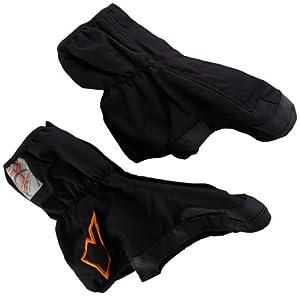 Yoko Cross-Country Skiing Boot Covers black black Size:FR