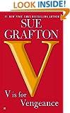 V is for Vengeance (Kinsey Millhone Book 22)