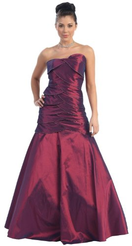 Elegant Long Gown