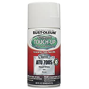 rust oleum atu7005 automotive touch up spray paint for nissan 227 g. Black Bedroom Furniture Sets. Home Design Ideas