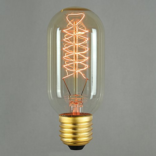 Antike Edison Lampe 60W - Retro Vintage Industriell Stil Deko Glühbirne Radio 45mm - The Retro Boutique ®