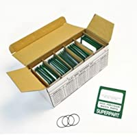 【 時計工具 】 PLATA ( プラタ ) 防水時計用 ゴムパッキン Oリング 78種類×3本セット~ 防水時計 の 電池交換 、 修理時 に!