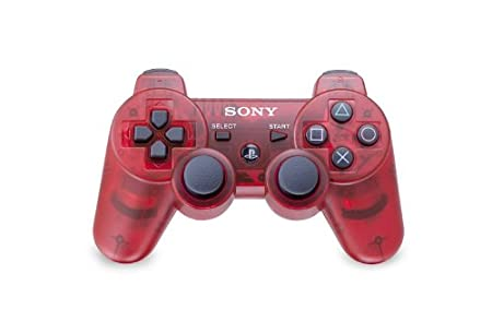 PlayStation 3 Dualshock 3 Wireless Controller (Crimson Red)