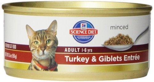 hills-science-diet-adult-optimal-care-turkey-and-giblets-entree-minced-cat-food-55-ounce-can-24-pack