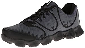 Reebok Men's ATV19 Sonic Rush Running Shoe,Graphite/Gravel/Black,10.5 M US
