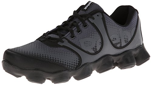 Reebok Men's ATV19 Sonic Rush Running Shoe,Graphite/Gravel/Black,10.5