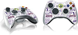 NBA - Los Angeles Lakers - LA Lakers Historic Blast - Microsoft Xbox 360 Wireless... by Skinit