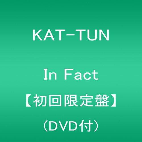 In Fact 【初回限定盤】(DVD付)