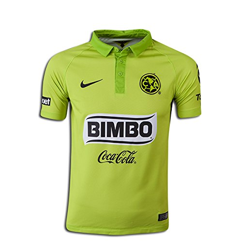 Nike 2014/15 Club América Stadium Third Kids' Soccer Jersey (Youth Medium) (Nike Club America Jersey 2014 compare prices)