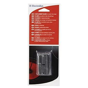 50284158008 ou (5028 41 58 00/8) Lames grattoir vitrocéramique - 1 boîte de 10 lames pour grattoir