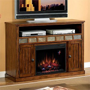 Classic Flame Sedona 23MM0925-O125 Mantle Only, Caramel Oak image B004WLP1R0.jpg