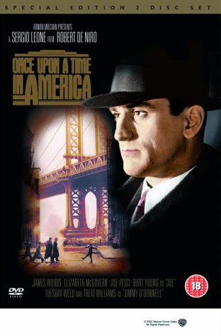 Once Upon A Time In America Special Edition [DVD] [1984]