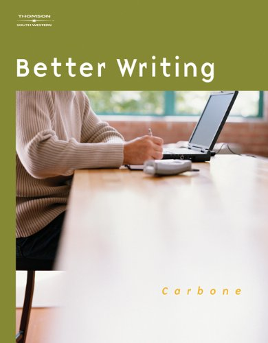 Better Writing (Applied English)