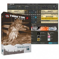 NATIVE INSTRUMENTS Traktor DJ Studio 3 ( Windows/Macintosh )