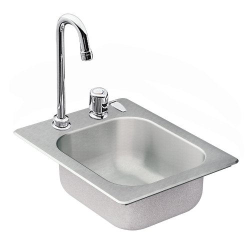 Why Should You Buy Moen 22245 Camelot Stainless Steel 20 Gauge Single Bowl Drop In Sink with Faucet,...
