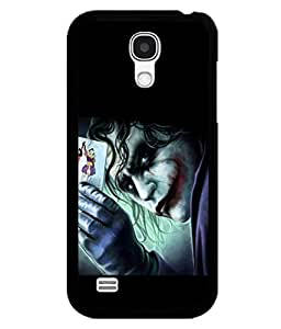 printtech Joker Card Gotham Back Case Cover for Samsung Galaxy S4::Samsung Galaxy S4 i9500