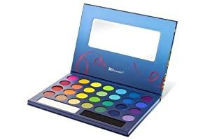 BH Cosmetics Eye Shadow Palette, Take Me to Brazil